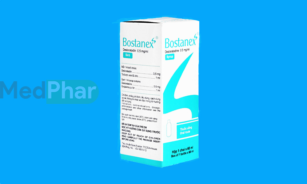 Thuốc Bostanex