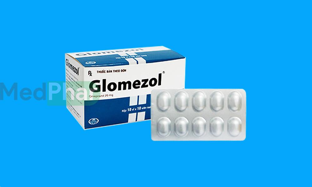 Thuốc Glomezol