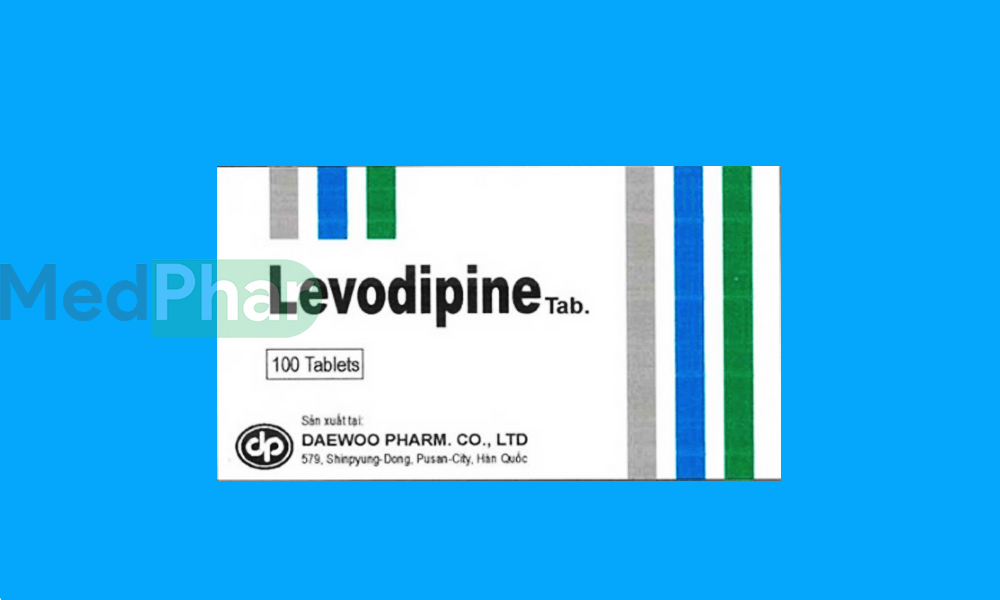 Thuốc Levpdipine