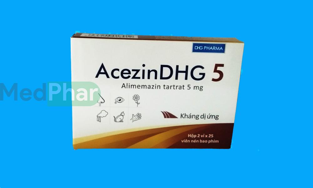 Thuốc Acezin