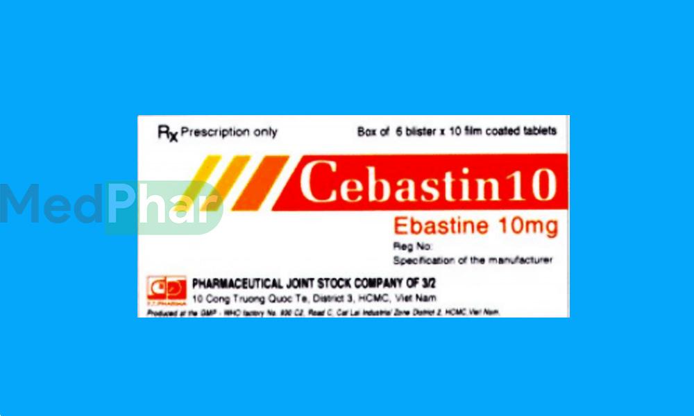 Thuốc Cebastin