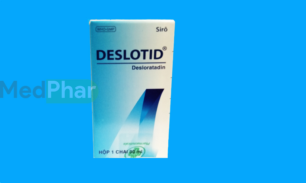 Thuốc Deslotid