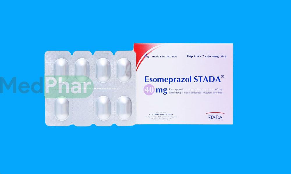 Thuốc Esomeprazol