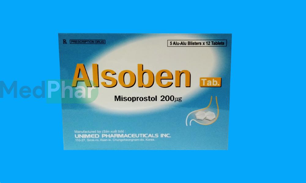 Thuốc Alsoben 200mcg tại Nhà thuốc Medphar