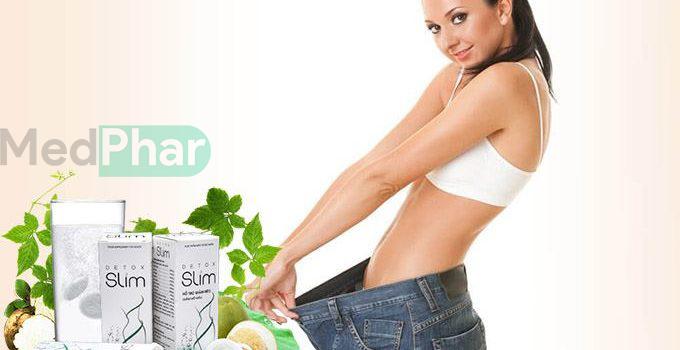 Detox Slim giúp giảm cân nhanh trong 14 ngày