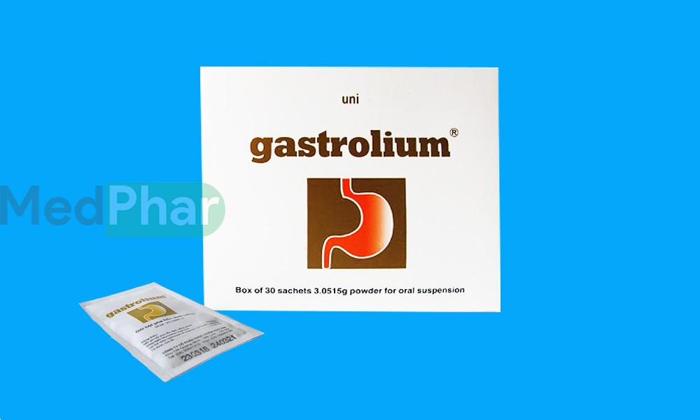 Thuốc Gastrolium
