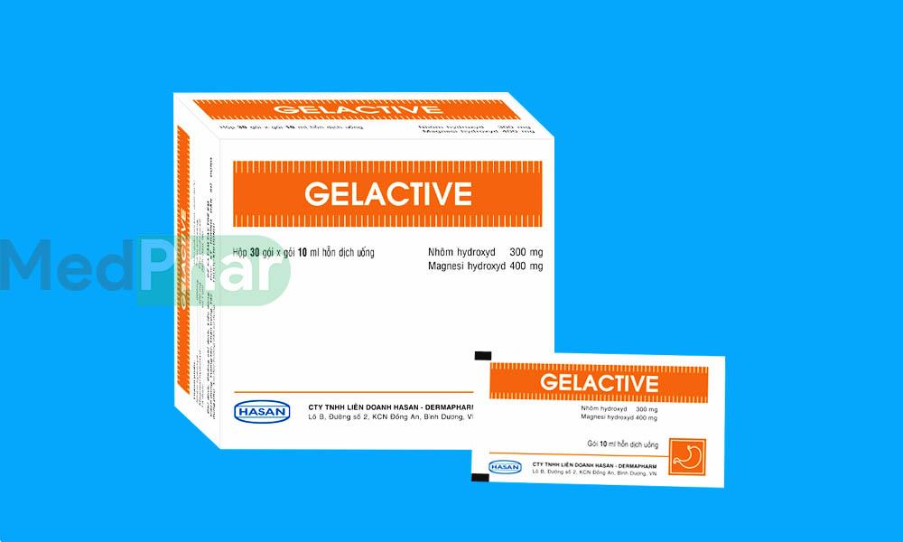 Thuốc Gelactive