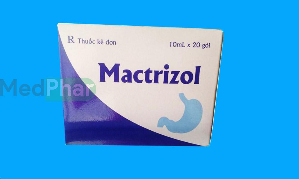 Thuốc Mactrizol
