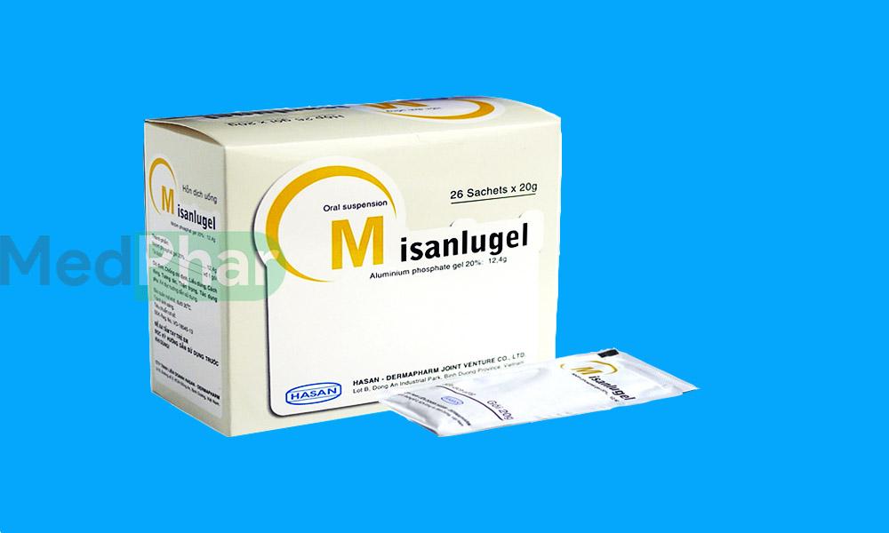 Thuốc Misanlugel