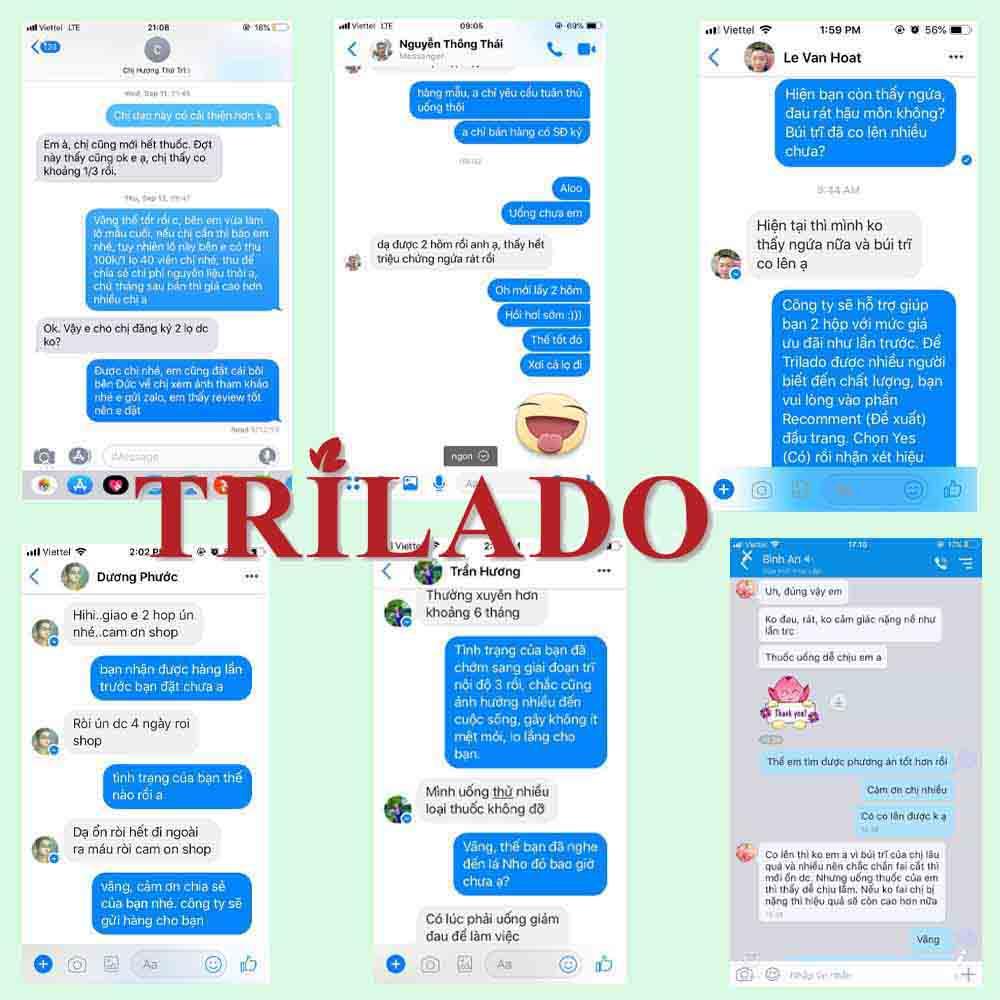 Review Trilado