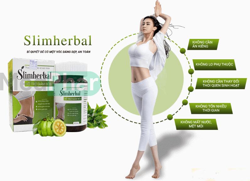 Cùng nhà thuốc Medphar review về Slimherbal