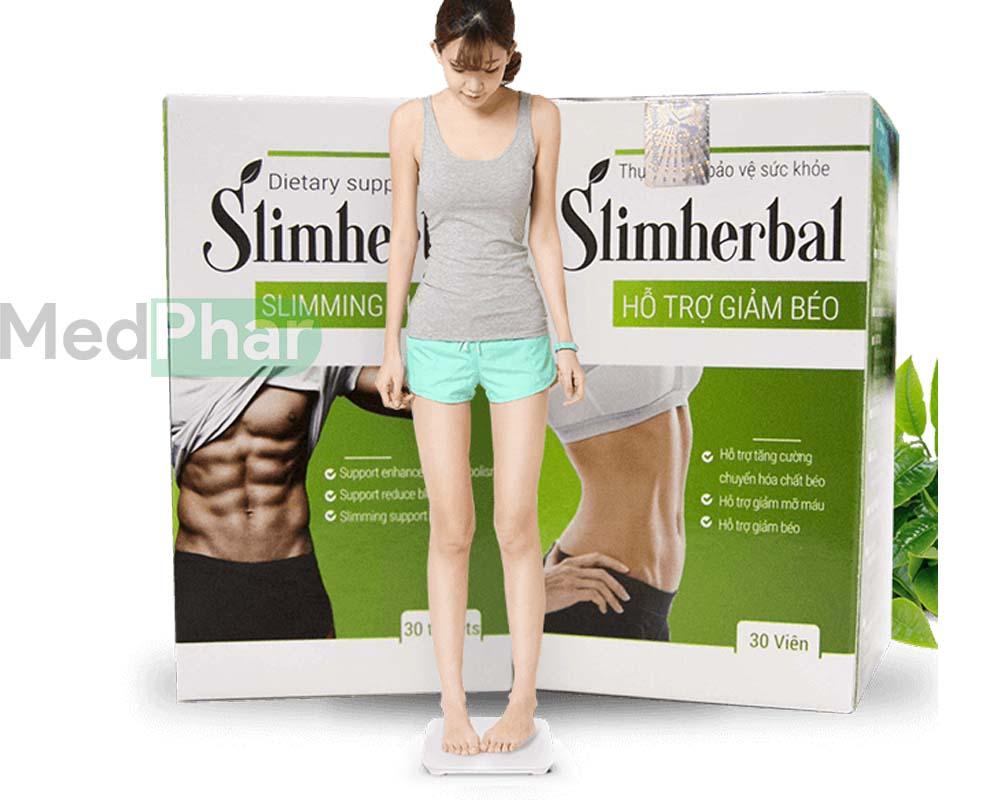 Slimherbal giúp giảm cân nhanh trong 14 ngày