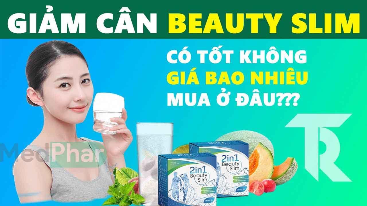 Review Beauty Slim cùng Nhà thuốc Medphar
