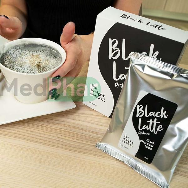 Cách dùng Black Latte