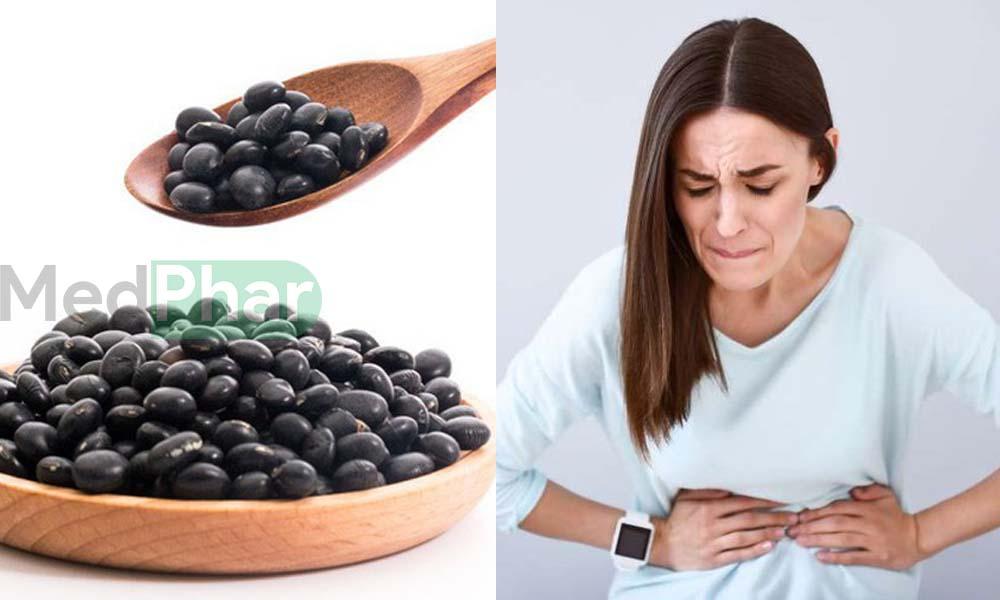 đau dạ dày có nên ăn đậu đen