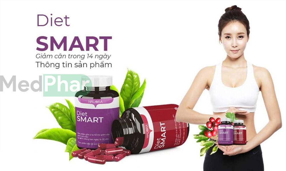 giảm cân Diet smart