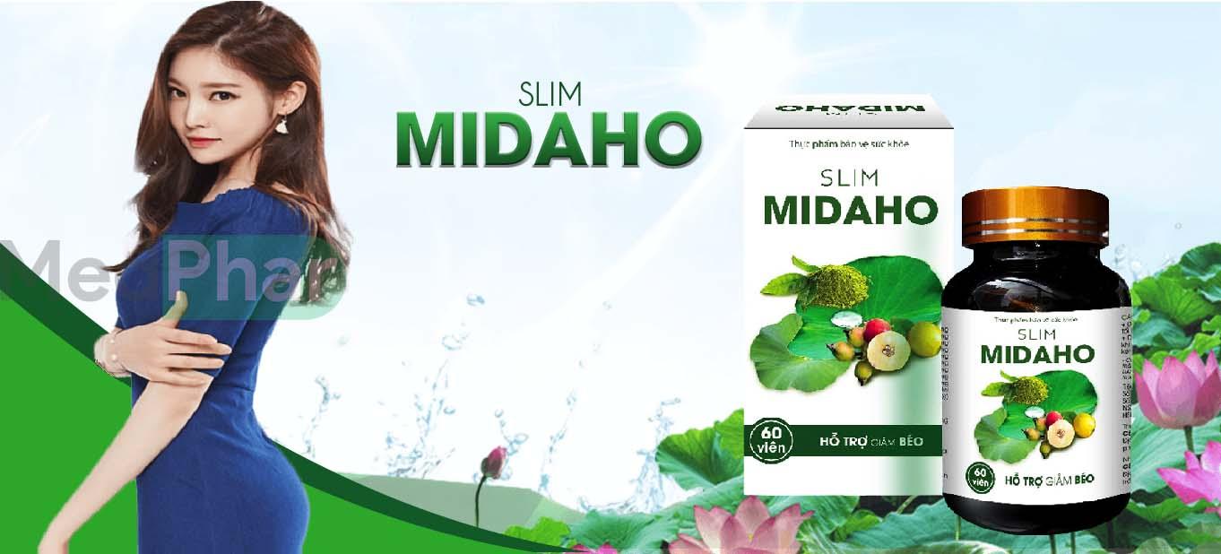 Cùng Nhà thuốc Medphar review sản phẩm giảm cân Slim Midaho