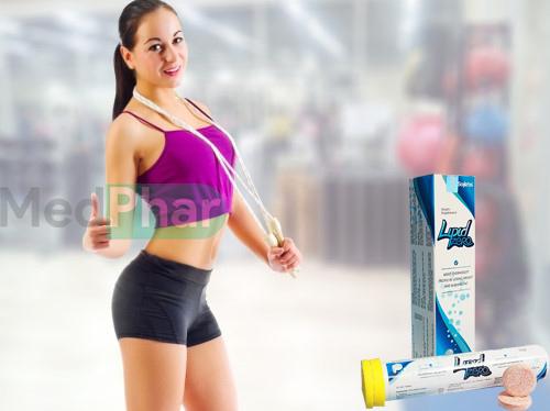 Lipid Zero giúp giảm cân nhanh trong 14 ngày