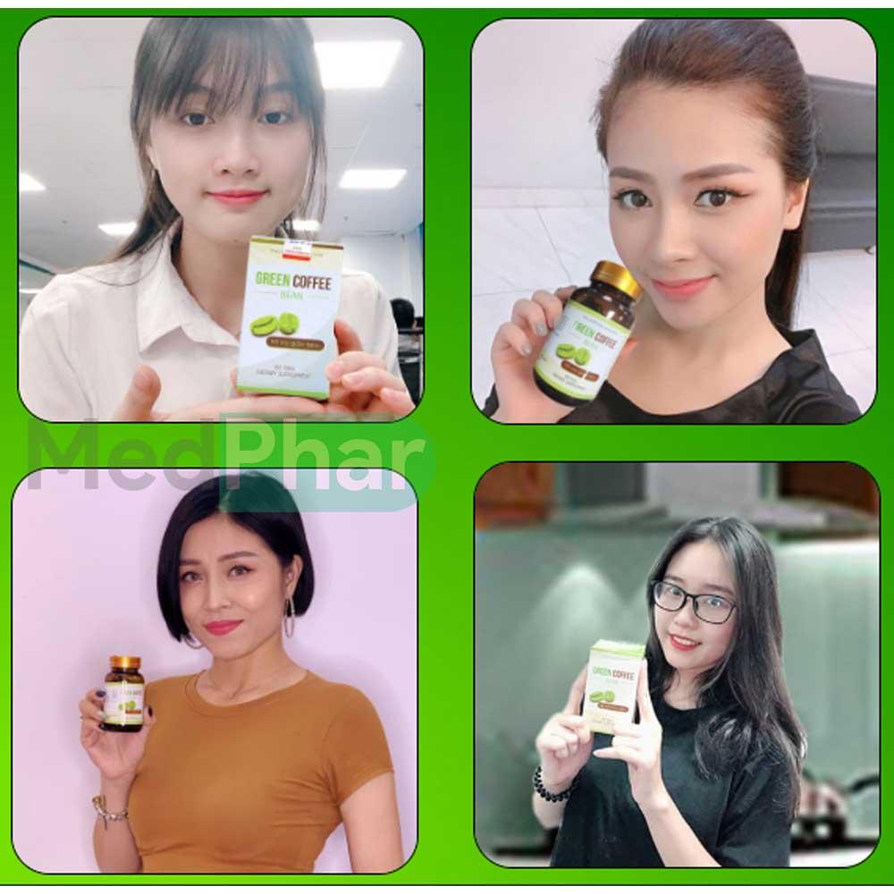 Khách hàng phản hồi về Green Coffee Bean