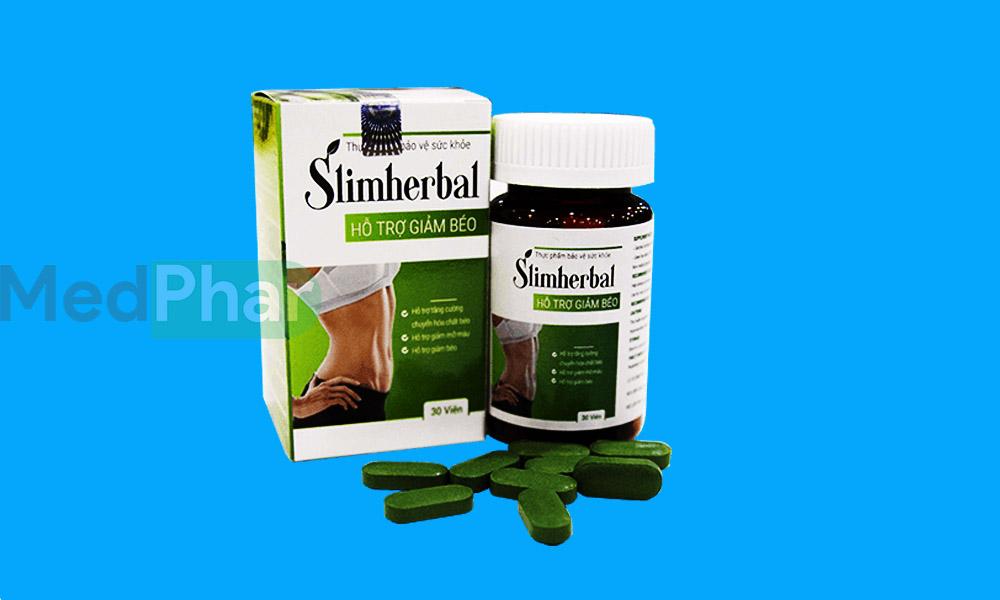 Slimherbal chính hãng tại Nhà thuốc Medphar