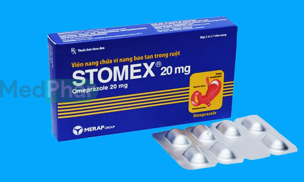 Thuốc Stomex