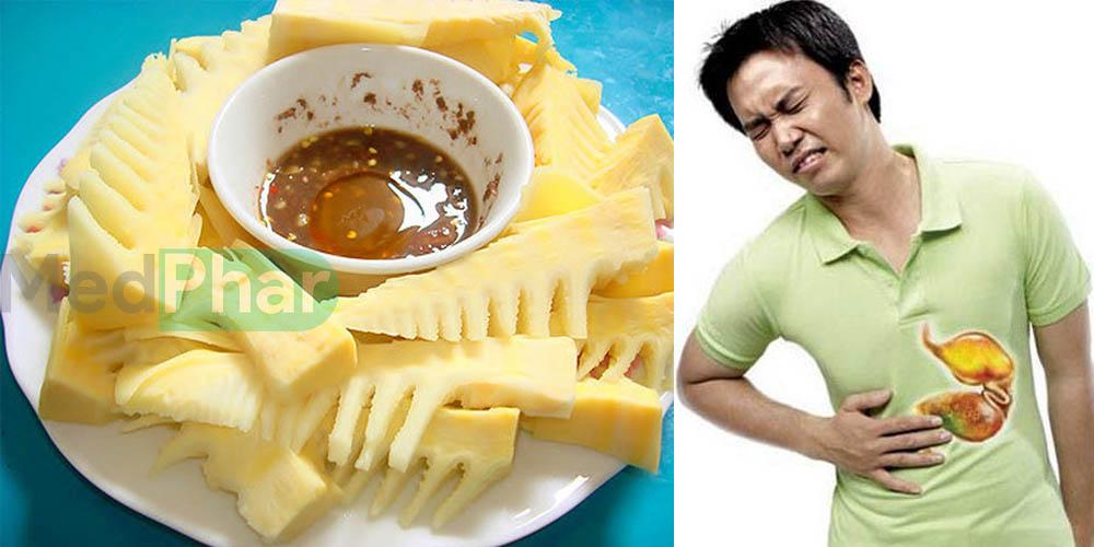 Đau dạ dày ăn măng được không