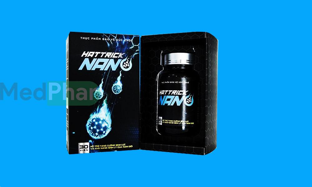 Hình ảnh Hatrick Nano chính hãng tại Nhà thuốc MedPhar