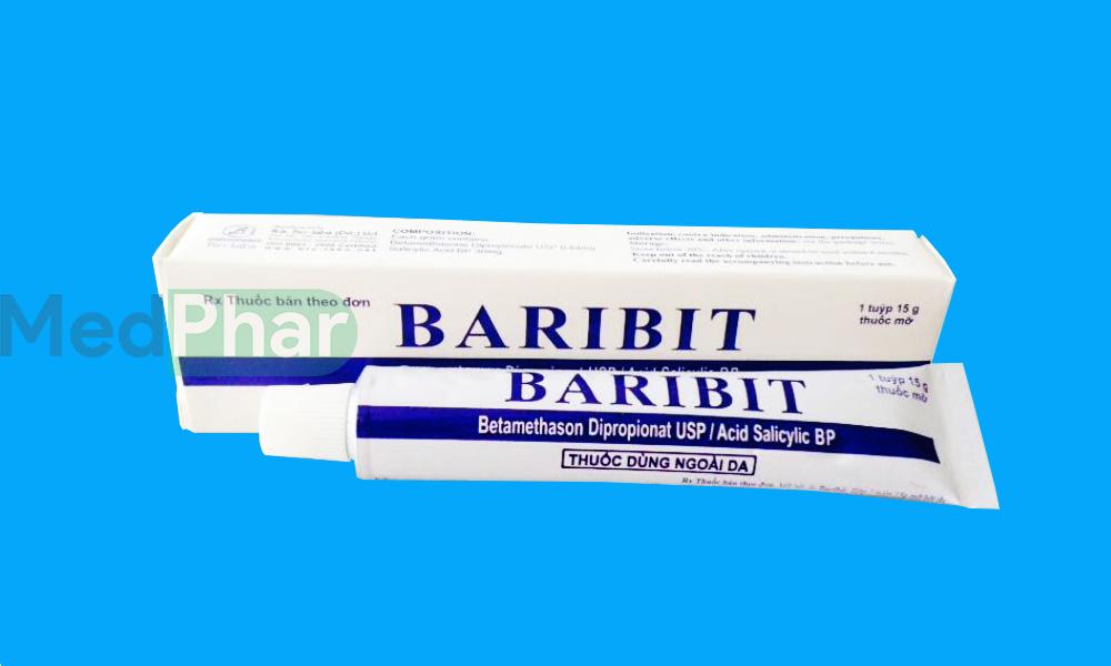 Thuốc Baribit 15g