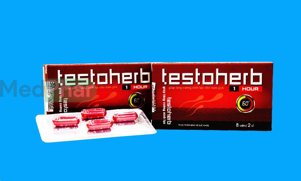 Testoherb 1 Hour