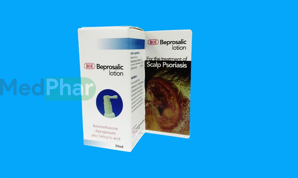 Thuốc Beprosalic lotion 30ml