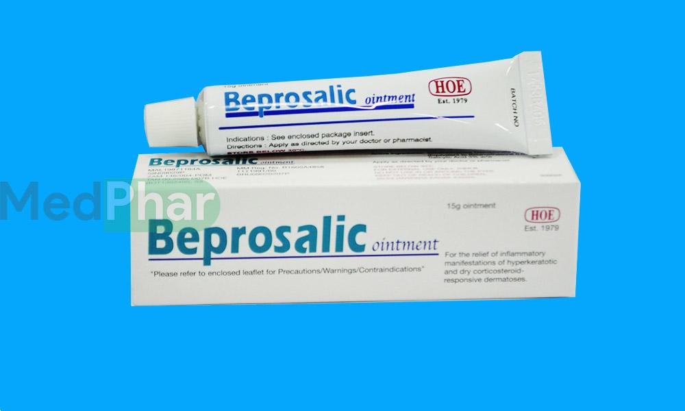 Thuốc Hoe Beprosalic