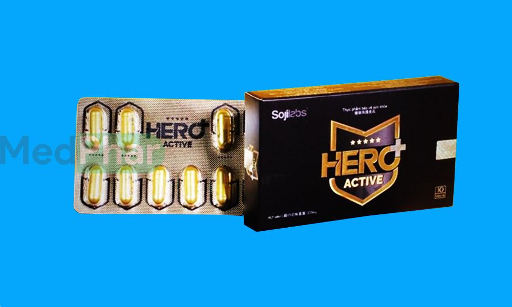 Cùng Nhà thuốc MedPhar review Hero+ Active