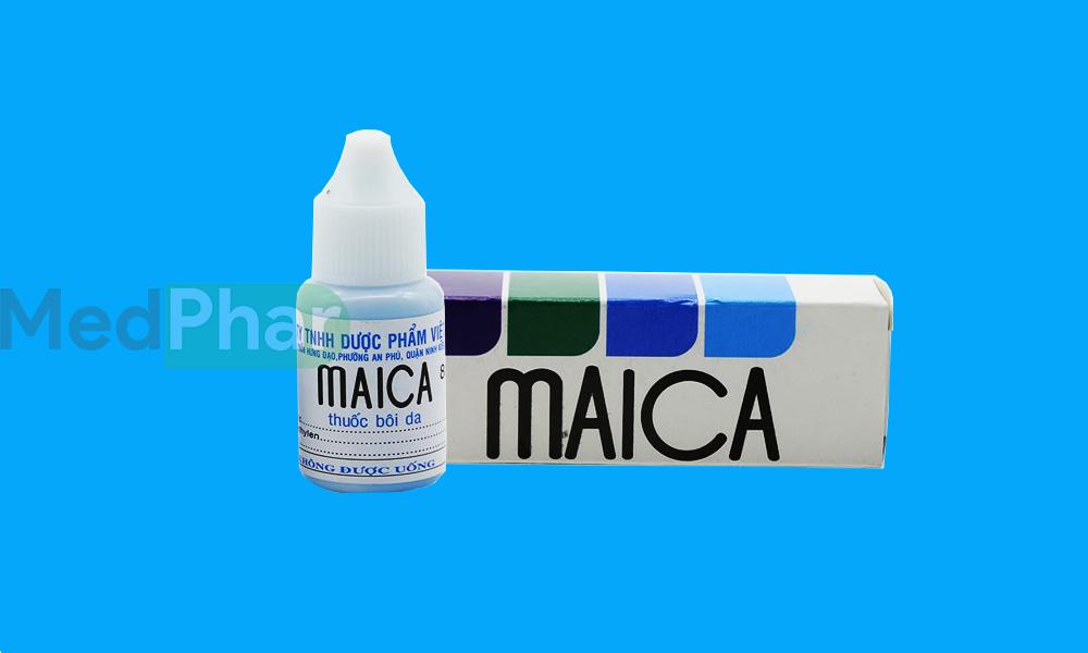 Thuốc Maica 8ml tại Nhà thuốc MedPhar