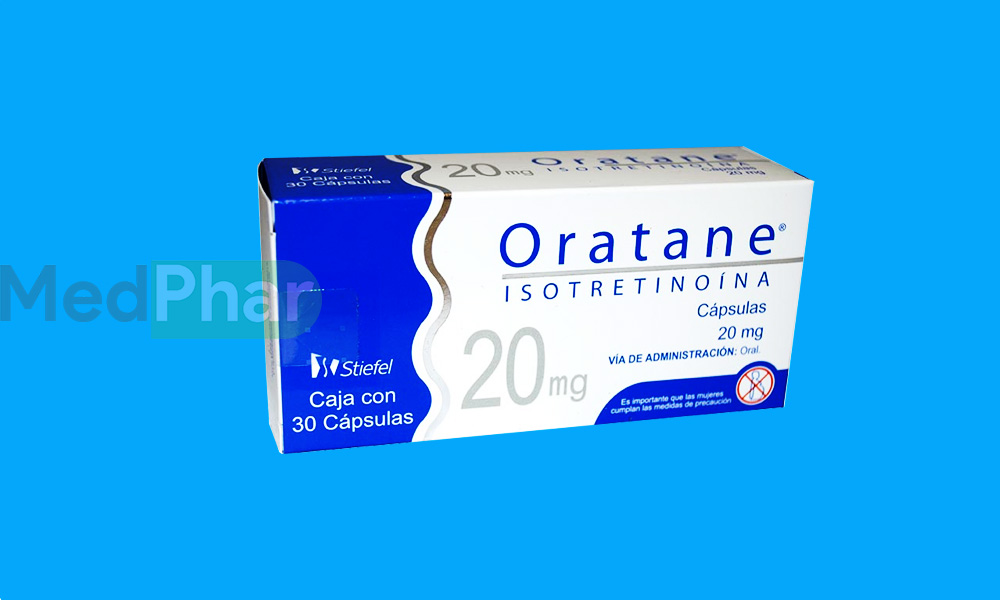 Thuốc Oratane 20mg