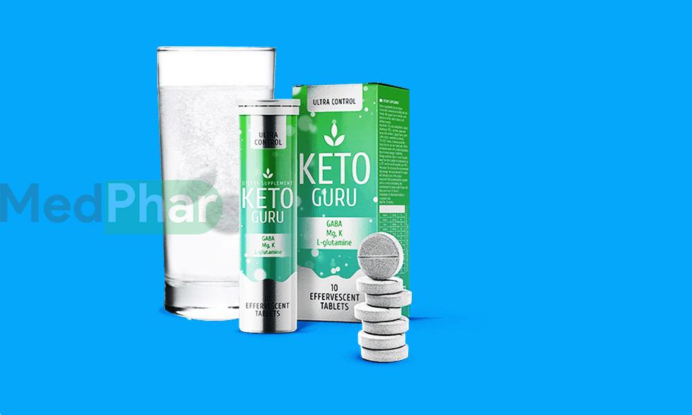 Viên sủi giảm cân Keto Slim
