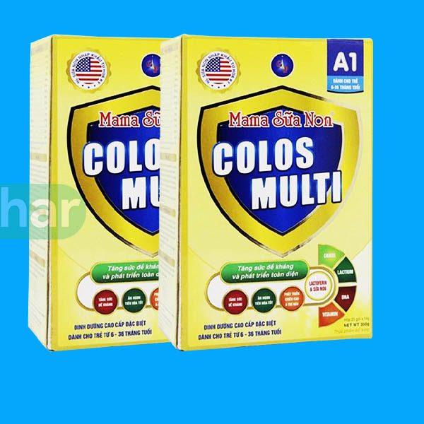 Mama Sữa Non Colos Multi A1 tại Nhà thuốc MedPhar