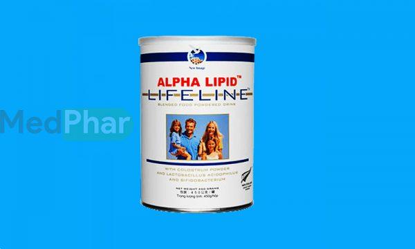 Cùng review sữa non Alpha Lipid Lifeline sau 14 ngày sử dụng