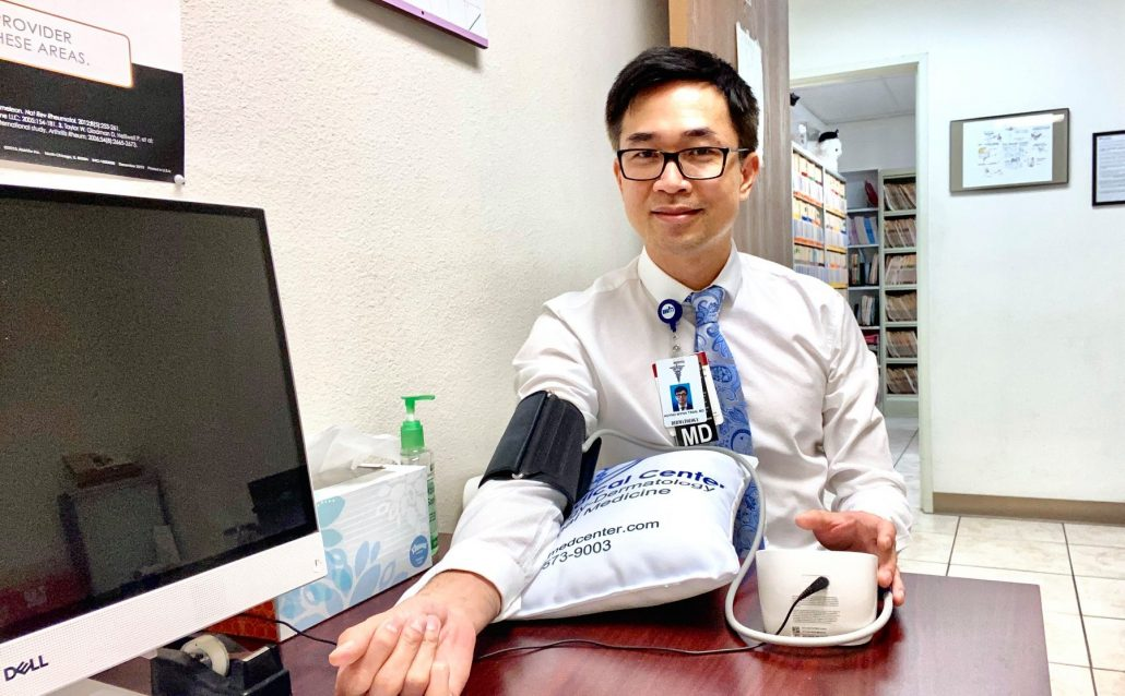 bác sĩ wuyn tran
