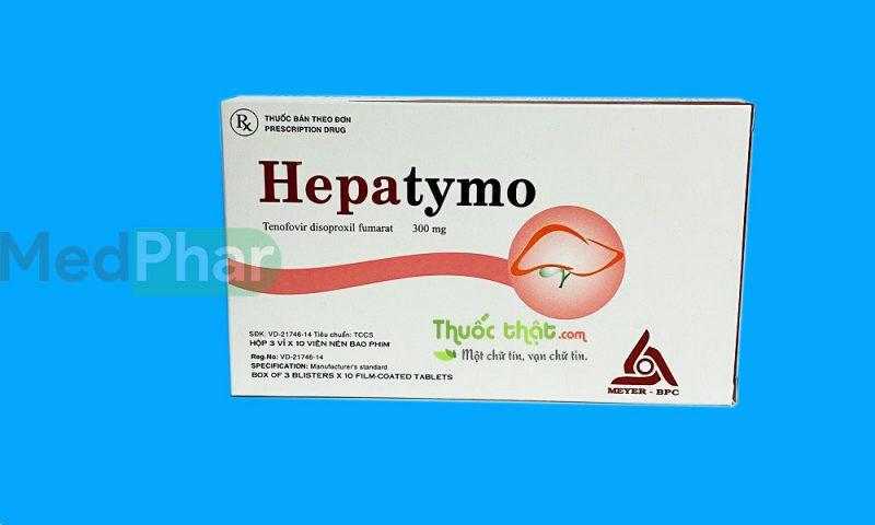 Thuốc bảo vệ gan Hepatymo tại Nhà thuốc Medphar