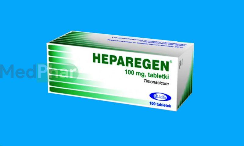 Thuốc Heparagen tại Nhà thuốc Medphar