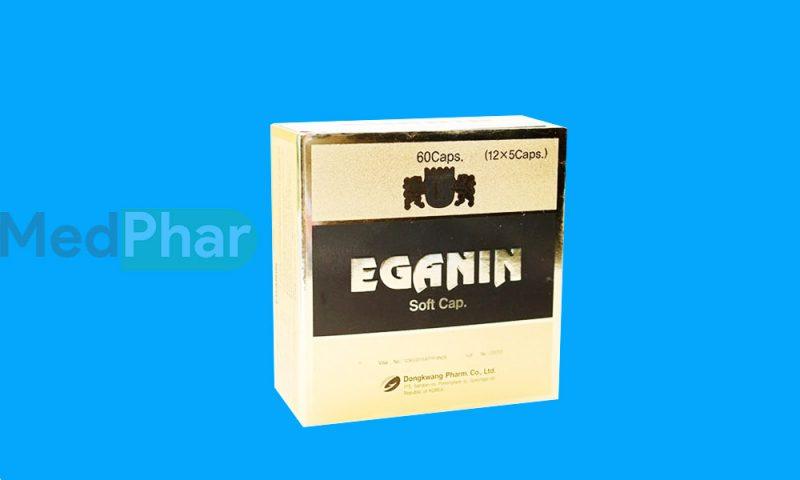 Thuốc bảo vệ gan Eganin tại Nhà thuốc Medphar