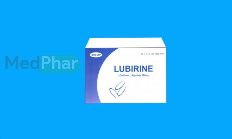 Thuốc bảo vệ gan Lubirine tại Nhà thuốc Medphar