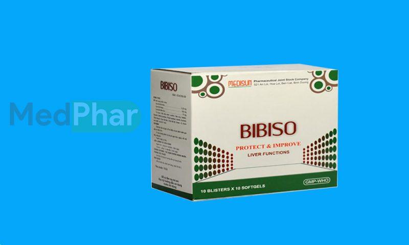 Thuốc bảo vệ gan Bibiso tại Nhà thuốc Medphar