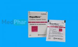 Thuốc bảo vệ gan Hepa Merz tại Nhà thuốc Medphar