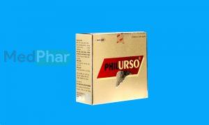 Thuốc bảo vệ gan Philurso tại Nhà thuốc Medphar