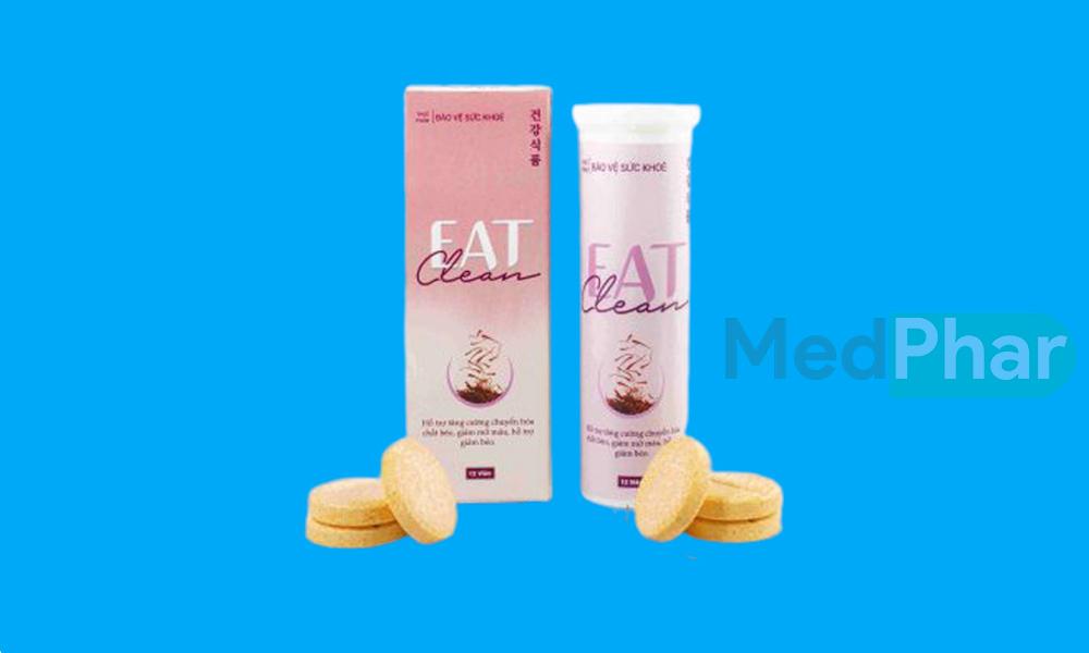 Viên giảm cân Eat Clean