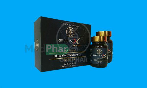 Viên uống sinh lý Gen X Gold