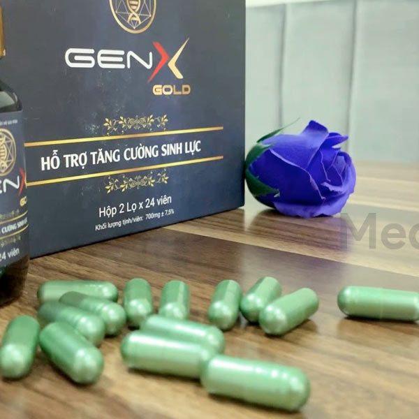 viên uống Gen X Gold