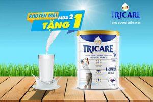 sữa milk tricare