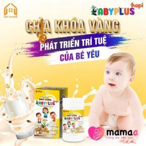 Ngũ cốc dinh dưỡng Baby Plus